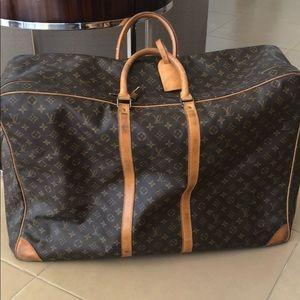 Louis Vuitton Soft Large Suitcase